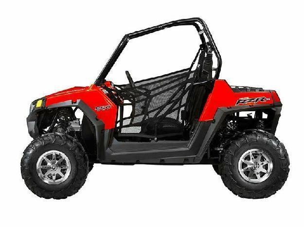 2014 Polaris Ranger RZR S 800