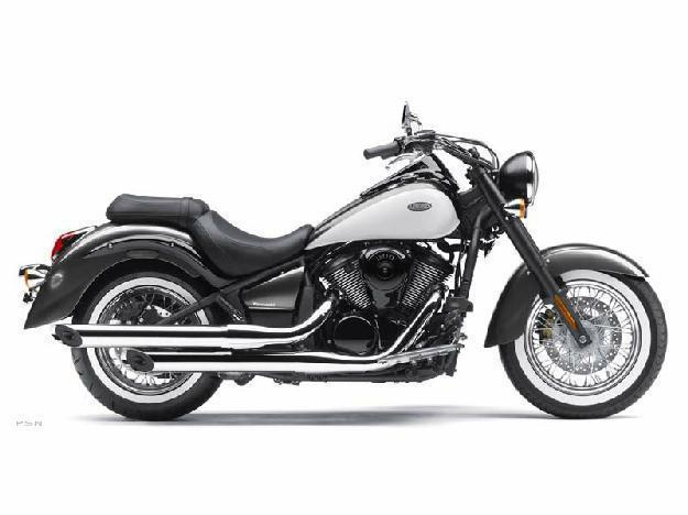 2012 Kawasaki Vulcan 900 Classic