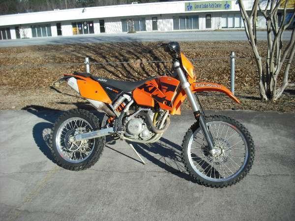 2004 KTM 250 - 350 EXC