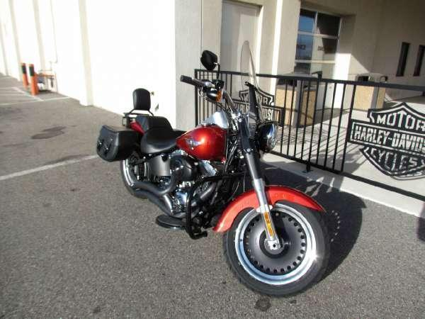 2013 Harley-Davidson Softail Fat Boy Lo