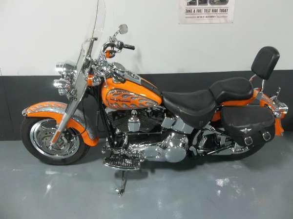 2001 Harley-Davidson FLSTF/FLSTFI Fat Boy