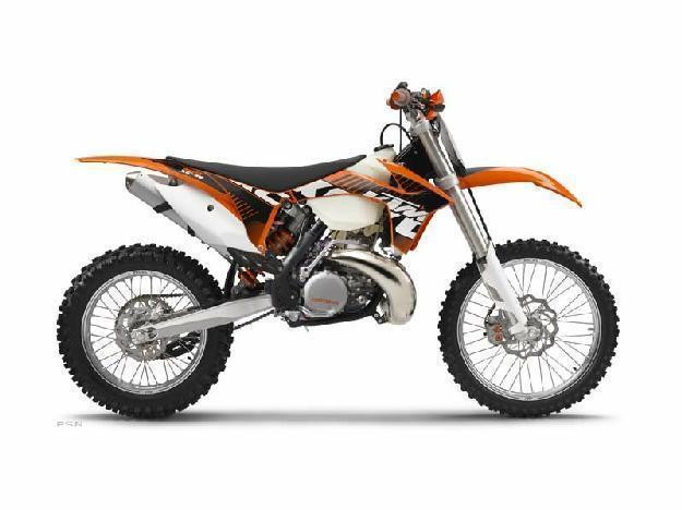 2012 KTM 300 XC-W