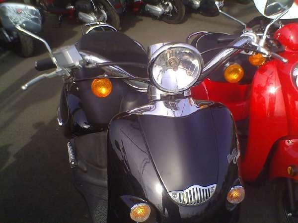 2004 Aprilia Mojito Custom 150