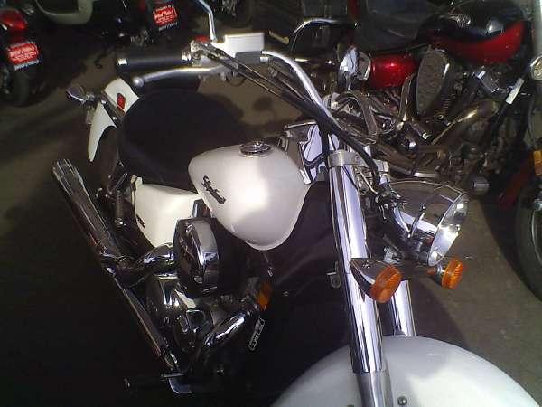 2007 Honda Shadow Aero (VT750)