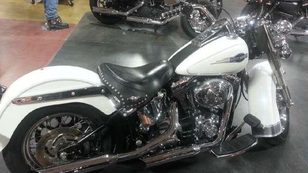 2005 Harley-Davidson FLSTC/FLSTCI Heritage Softail Classic