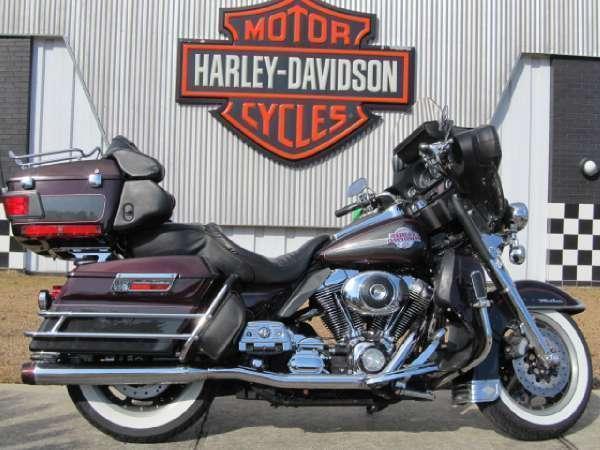 2005 Harley-Davidson FLHTCUI Ultra Classic Electra Glide