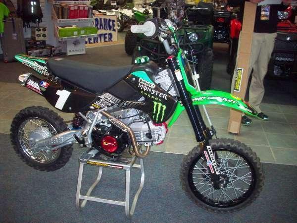 2005 Kawasaki KLX110