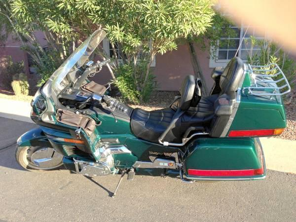 1997 Honda GlL1500A2V Aspencade Goldwing in Sahuarita, AZ