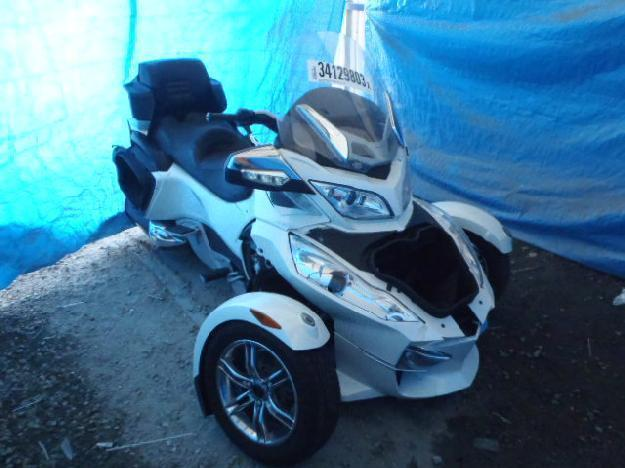 Salvage CAN-AM SPYDER RT- 1.0L  2 2012   - Ref#34129803