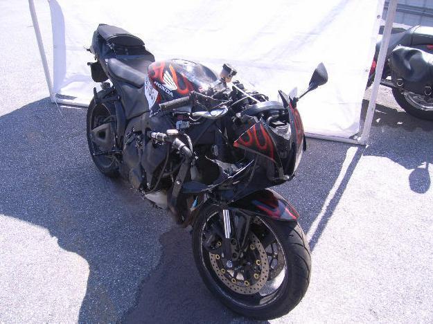 Salvage HONDA MOTORCYCLE .6L  4 2009  -Ref#24740163