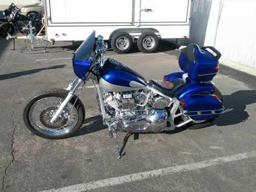 2013 Custom Built Shovelhead  in Yorba Linda, CA
