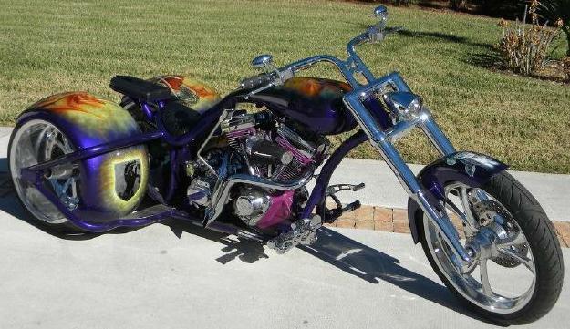 2010 Harley Davidson Custom Hardtail