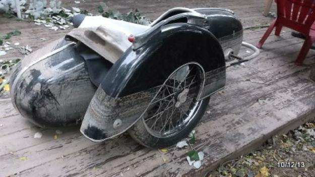 Salvage BMW SIDECAR   1962   - Ref#28684623