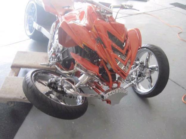 Salvage HARLEY-DAVIDSON MOTORCYCLE   1997  -Ref#26098983