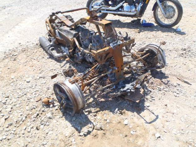 Salvage CAN-AM SPYDER RS 1.0L  2 2009  -Ref#19307163