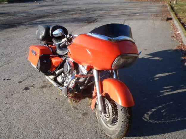 Salvage HARLEY-DAVIDSON MOTORCYCLE 1.6L  2 2007  -Ref#31997523