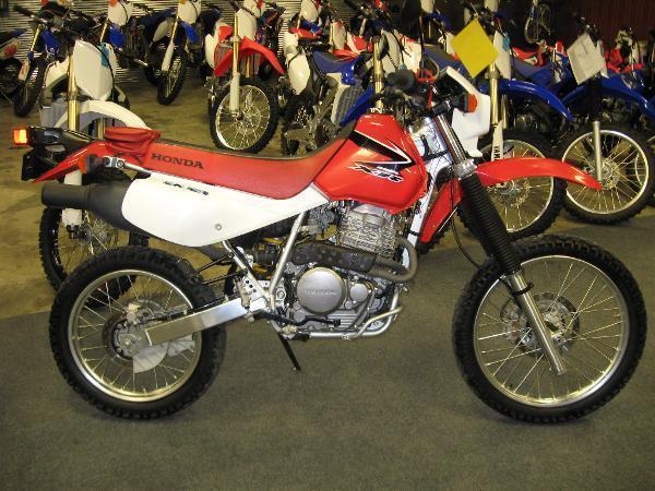 2008 Honda XR650L