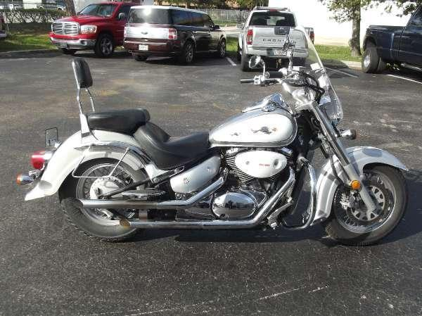 2004 Suzuki Intruder Volusia 800 (VL800)