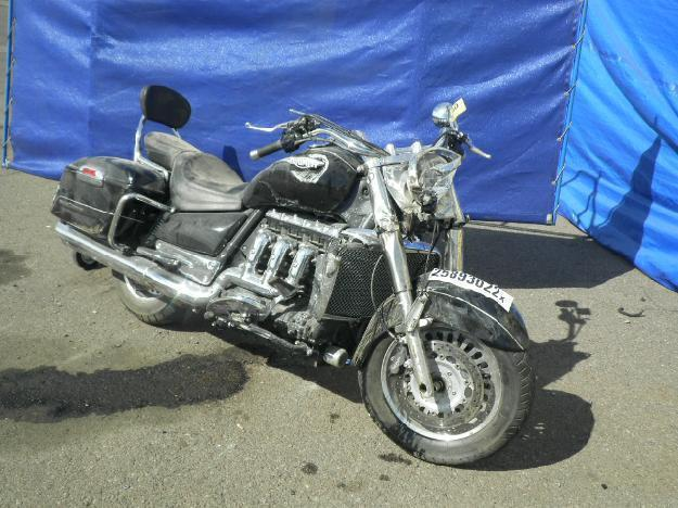 Salvage TRIUMPH MOTORCYCLE 2.3L  3 2009  -Ref#25893022