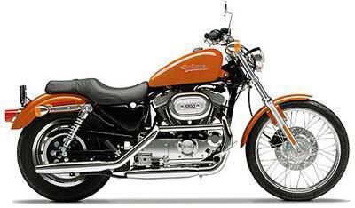 2000 Harley-Davidson XL 1200C Sportster 1200 Custom