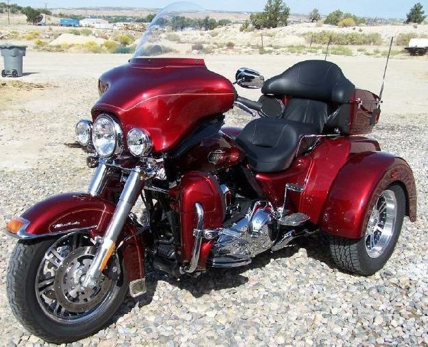 2010 Harley Davidson Tri Glide ULTRA CLASSIC