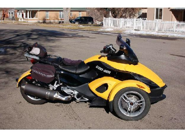 2008 Can-Am Spyder GS in Brighton, CO