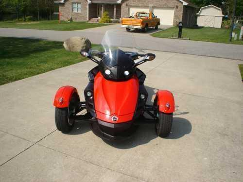 2009 Can-Am Spyder in Wesport, IN