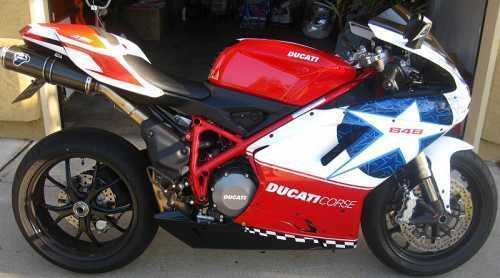2010 Ducati 848 in san diego, CA