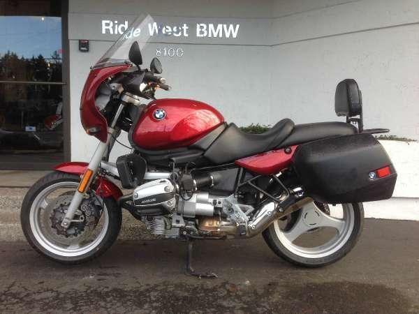 1997 BMW R850R