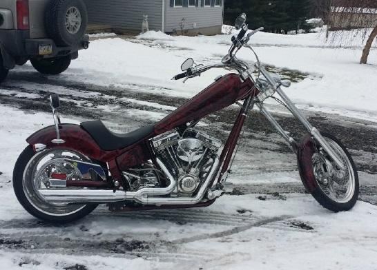2007 American IronHorse Texas Chopper in , PA