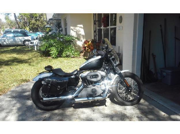 2008 Harley Davidson XL1200 Sportster 1200N Nightster in , FL