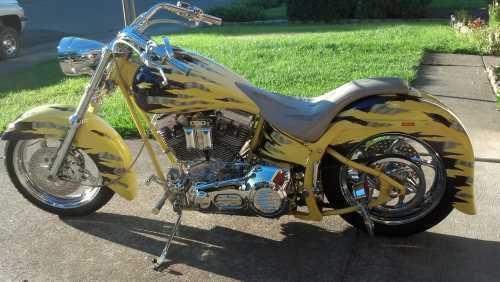 2002 Harley Davidson FXSTI Softail Standard in Ronhert Park , CA