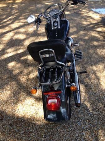 2008 Harley Davidson FLSTF Fat Boy in , MS