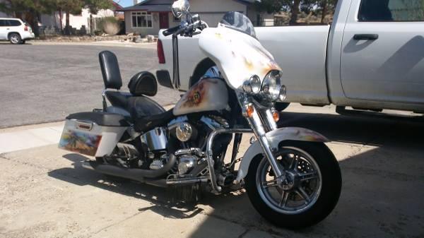 2001 Harley Davidson FLSTFI Fat Boy in  City, NV