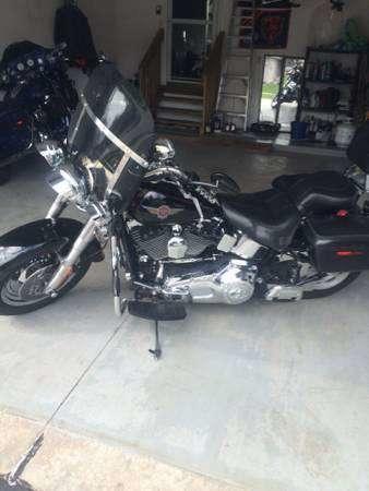 2000 Harley Davidson FLSTF Fatboy in  , IL