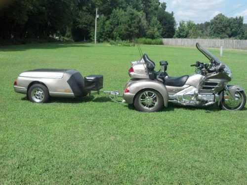 2002 Honda GL1800 Goldwing Trike in , NC