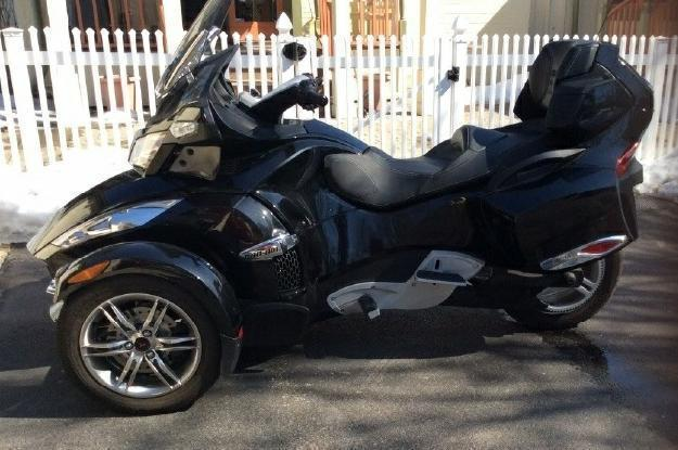 2011 Can-Am Spyder RT SE5 Limited in , OH