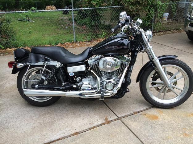 Automatic Harley Davidson Motorcycle For Sale