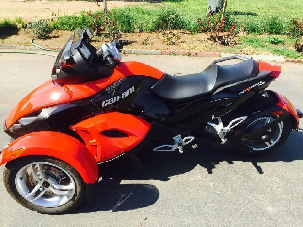 2010 Can-Am Spyder RS in , CA