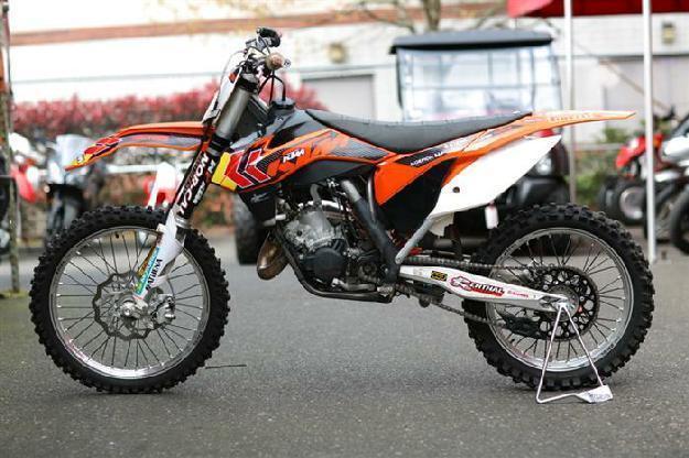 2014 KTM 125 SX - MotoSport ,