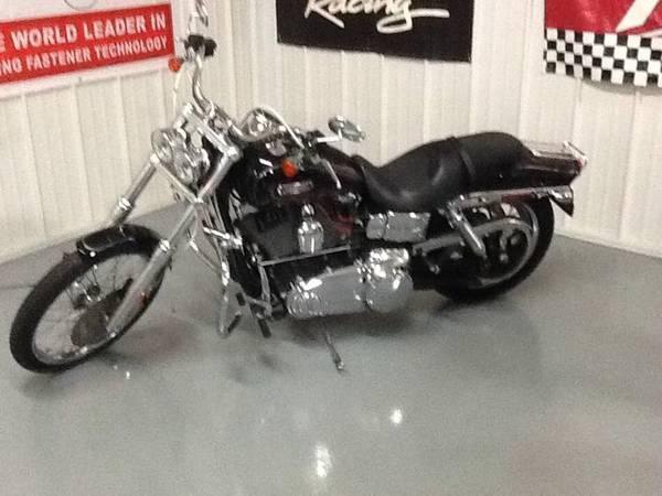 2006 Harley Davidson FXDWGI Dyna Wide Glide in , WI