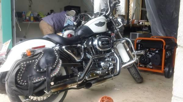 2003 Harley Davidson XL1200X Sportster in , WV