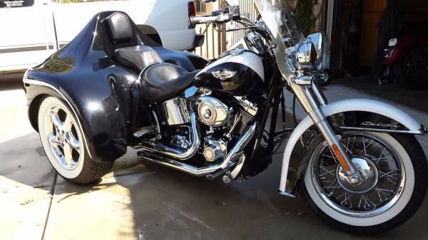 2007 Harley Davidson FLSTN Trike in , CA