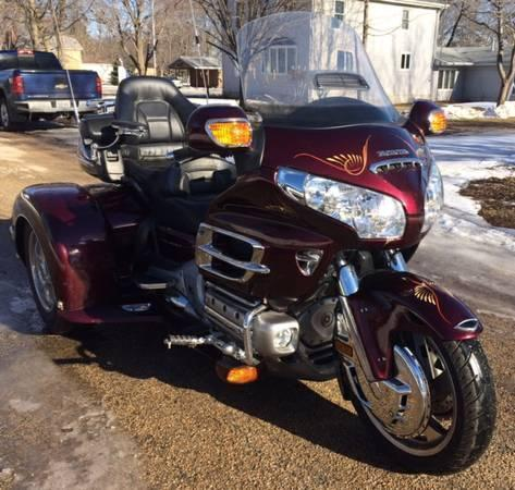 2006 Honda GL1800 Gold Wing Trike in , IL