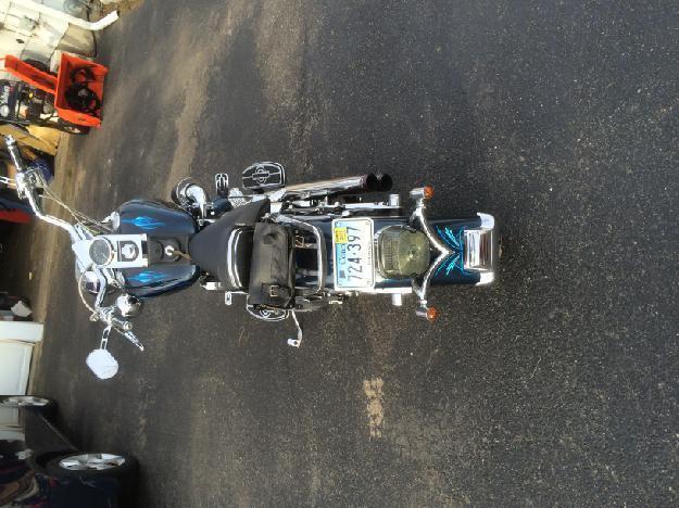 2001 Harley Davidson FLSTC Heritage Softail Classic in , CT