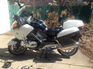2007 BMW R1200RT P in , MN