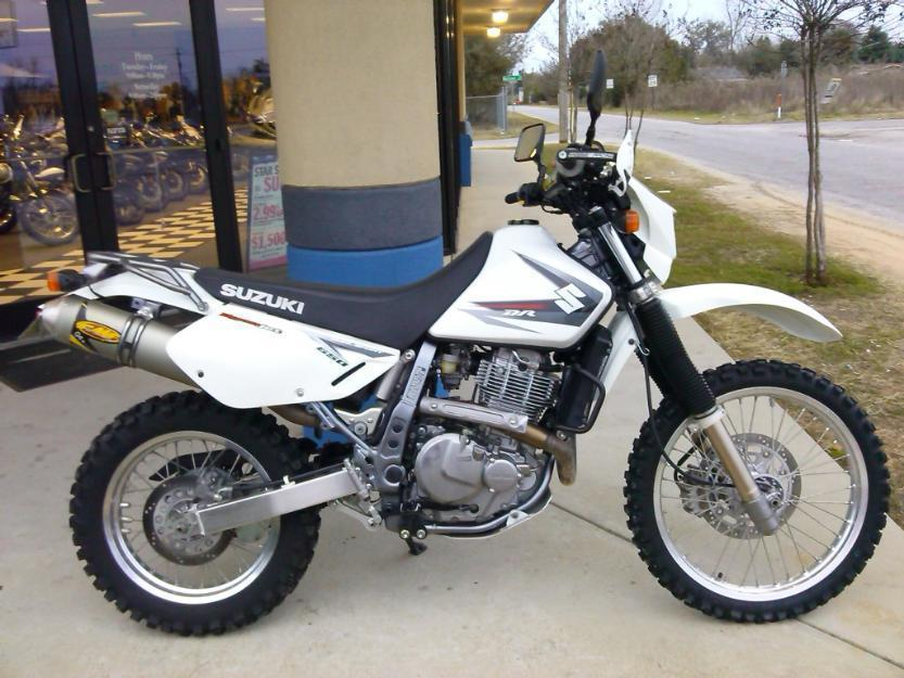 Used 2009 Suzuki Dr 650 Dual Sport . FMF Full Exhaust and more
