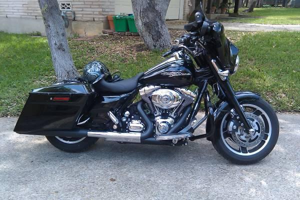 2009 Harley Davidson FLHX Street Glide in , TX