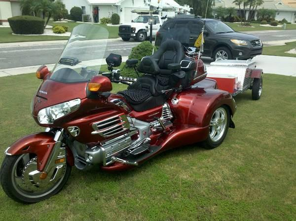2008 Honda GL1800P Goldwing in , FL
