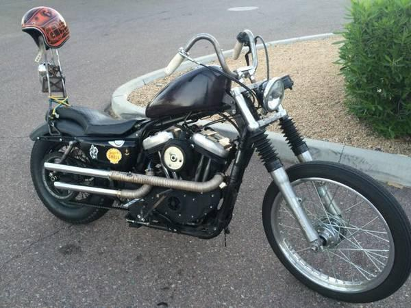 2010 Harley Davidson XL 1200X Sportster Forty-Eight in , AZ